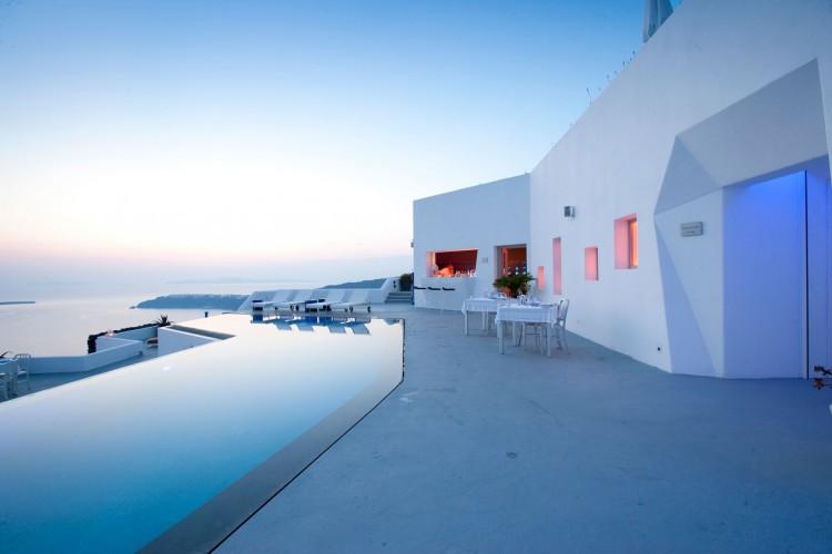 Grace santorini grecia d z u n y c k for Griechenland design hotel